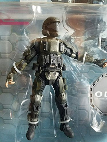 figura mcfarlane halo 3 odst the rookie soldier sealed