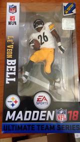 3ae2663e352 Figura Mcfarlane Madden 18 Leveon Bell Pittsburgh Steelers