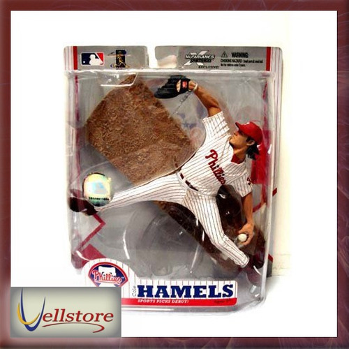 figura mcfarlane mlb picks cole hamels philadelphia phillies