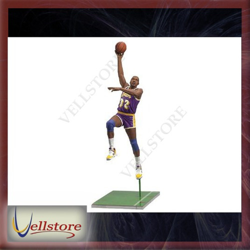 figura mcfarlane nba picks legends ervin magic johnson