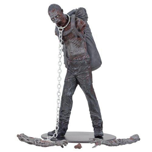 figura mcfarlane the walking dead bloody black