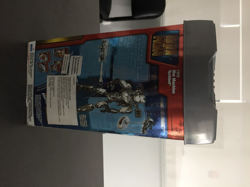 figura mega bloks marvel iron man 2 war machine set 1979