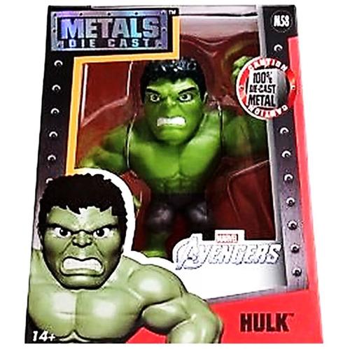 figura metal hulk 11 cm art 97728 wabro