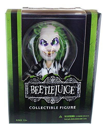 figura mezco beetlejuice stylized 6 inch