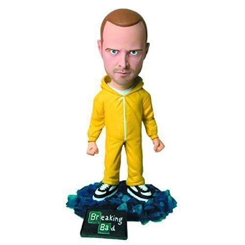figura mezco breaking bad 6  jesse pinkman bobblehead toy 2