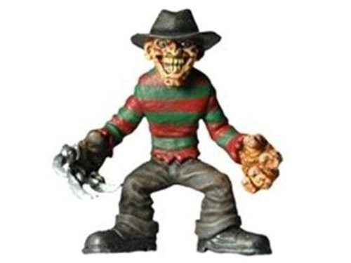 figura mezco cinema of fear tiny terrors 2 freddy kreuger
