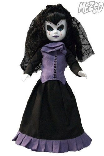 figura mezco toyz living dead dolls series 26 lamenta by 1