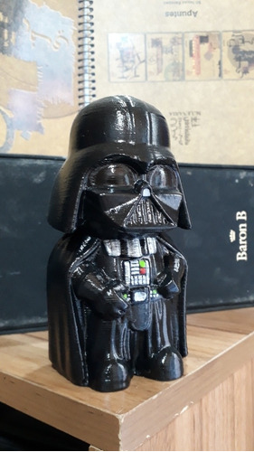 figura mini darth vader funko pop impresa en 3d