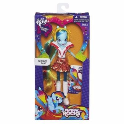figura mlp equestria girl - rainbow dash