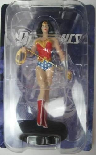 figura mujer maravilla comics wonder woman del tiempo