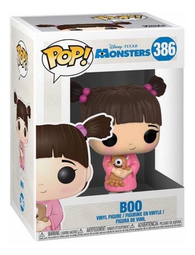 figura muñeco funko pop disney pixar monsters inc boo 386