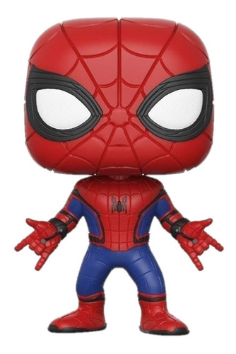 figura muñeco funko pop spiderman homecoming 220