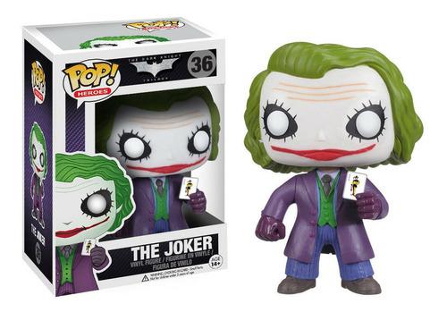 figura muñeco funko pop  the joker  original wabro