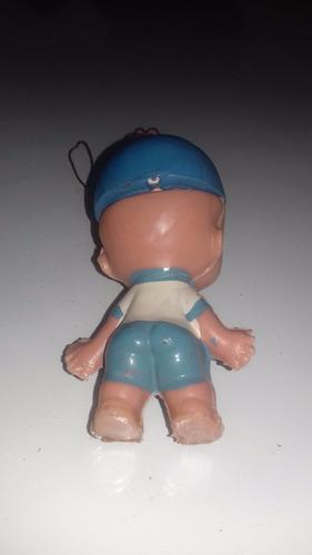 figura muñequito puebla de la franja  decada de los 70s