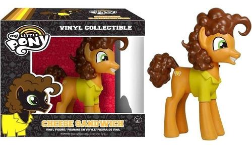 figura - my little pony - cheese sandwich - funko vinyl