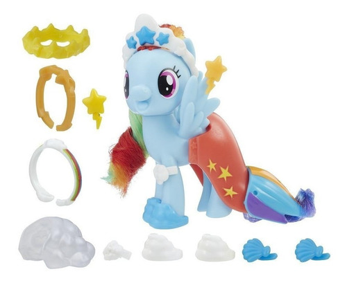 figura my little pony rainbow dash land (1462)