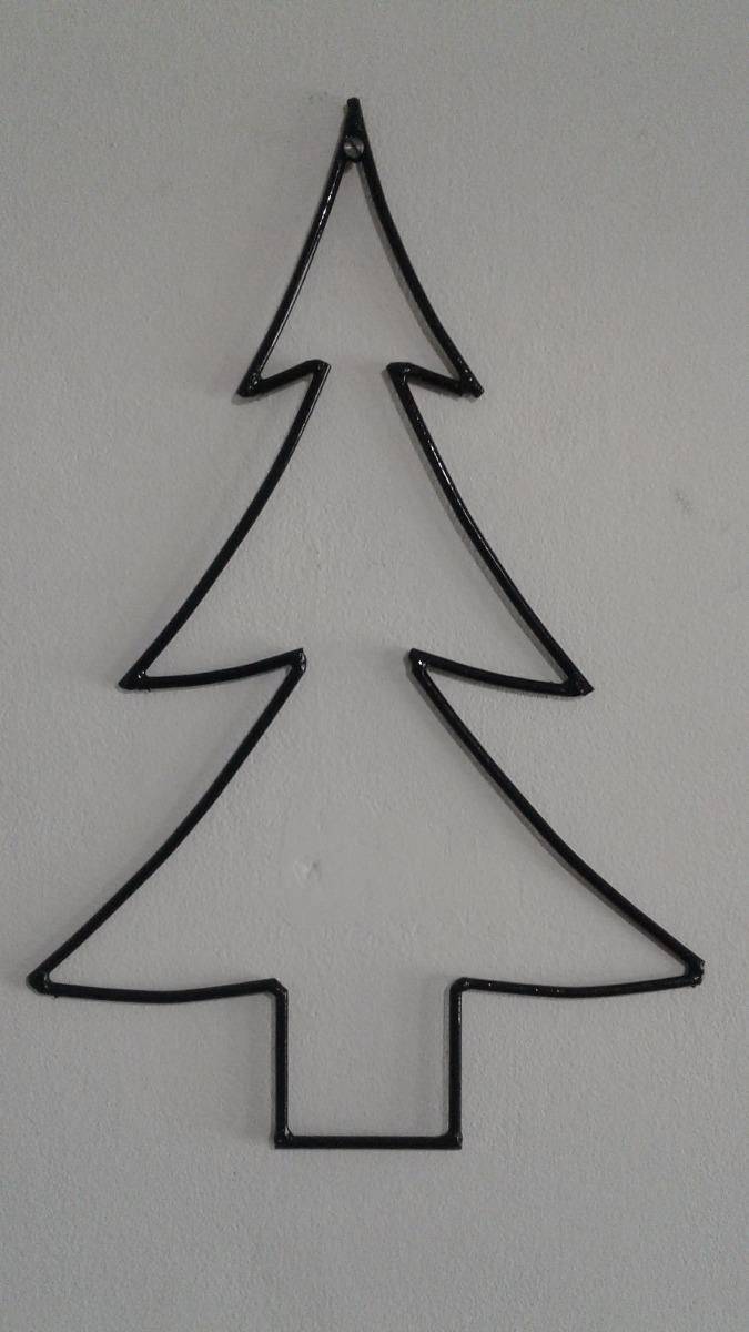 3e97c8e311c Figura navideña arbol pino hierro luces decoración navidad cargando zoom  jpg 675x1200 Hierro arbolitos de navidad