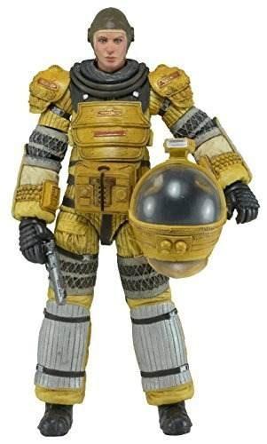 figura neca aliens 6 amanda ripley torrens space suit