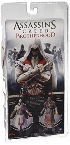 figura neca assassin creed brotherhood ezio