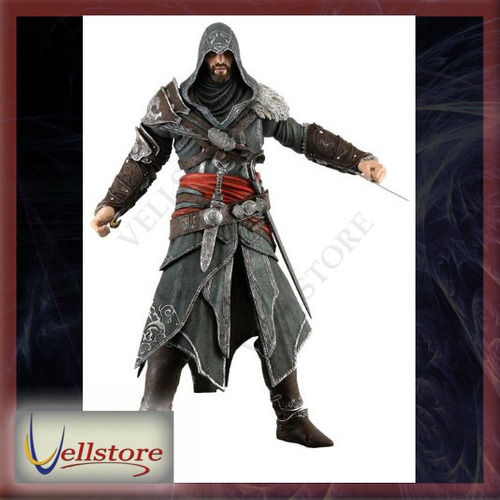 figura neca assassin s creed revelations ezio 18 cm