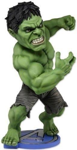 figura neca avengers movie hulk headknocker