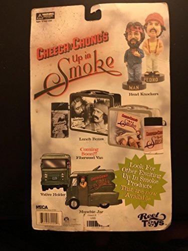figura neca cheech chong up smoke/reel toy