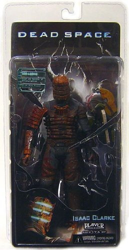 figura neca dead space action figure isaac bloodied