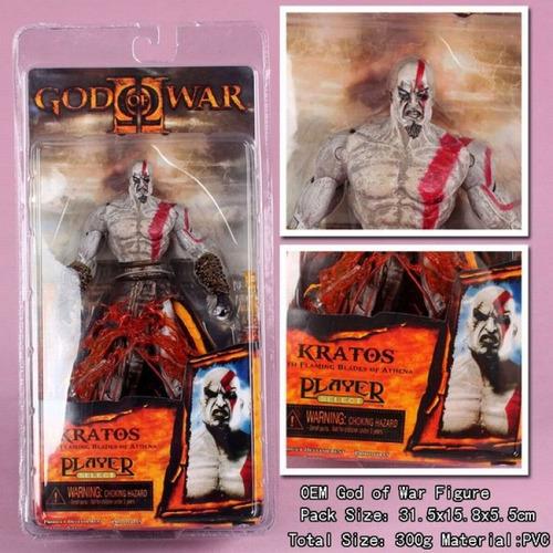 figura neca kratos god of war