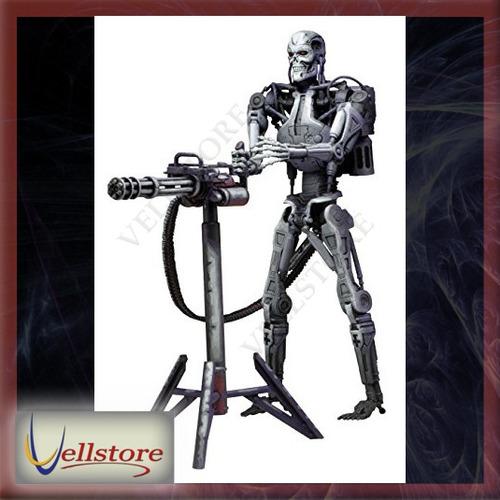 figura neca robocop terminator 93 video game endoskeleton