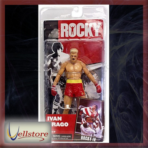 figura neca rocky iv series 2 ivan drago post fight