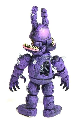 figura nightmare bonnie morad animatronic five nights freddy