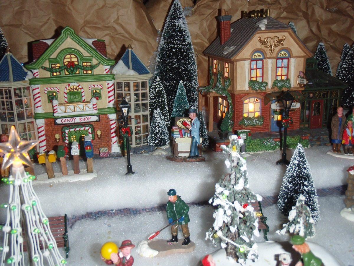 Figura para decorar villa de navidad lemax u otras bs 1 for Figuras de navidad para decorar