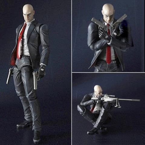 figura play arts hitman agent 47