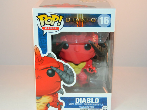 figura pop diablo 3  heroes of the storm diablo
