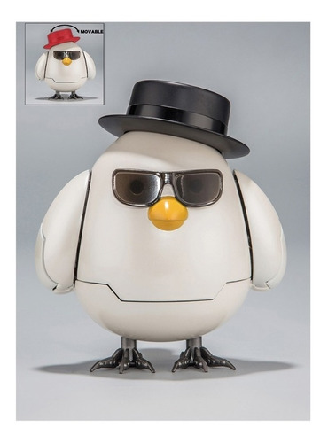 figura q-mech x mr. white thug life battle chicken original