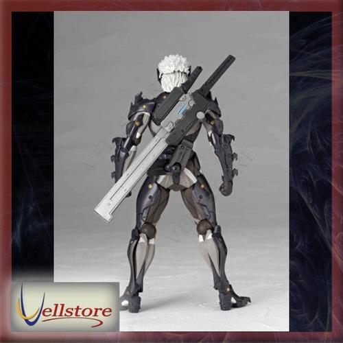 figura revoltech kaiyodo yamaguchi gear rising revengence