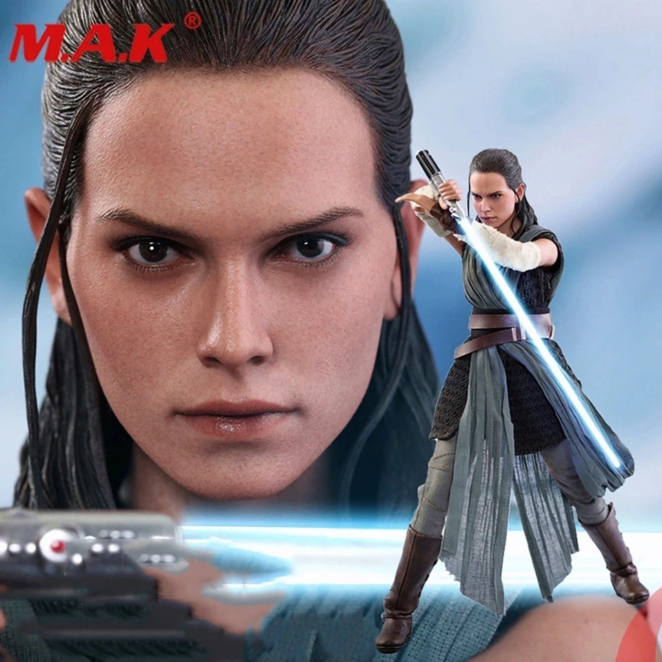 Figura Rey Star Wars 9 Sexy Jedi Hot Toys Disney