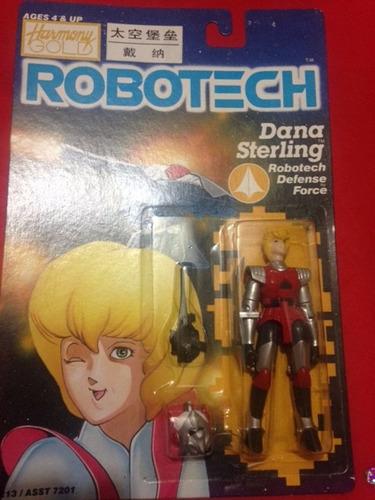 figura robotech dana sterling harmony gold