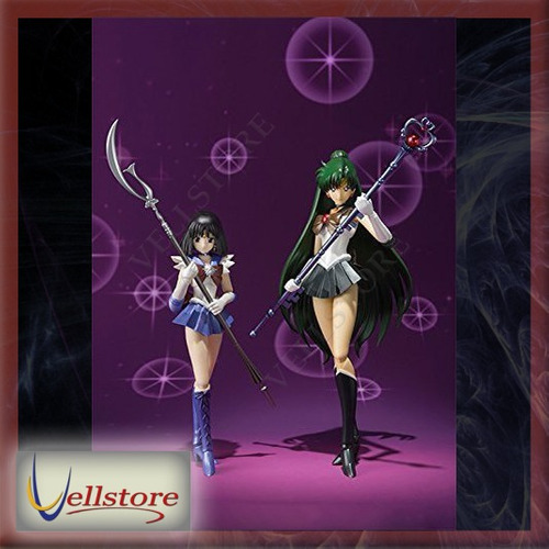 figura s h figuarts sailor pluto sailor moon series height