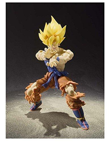 figura s h figuarts super saiyan goku super warrior