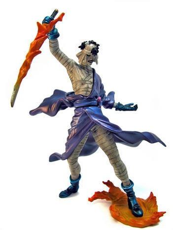 figura samurai x - personaje makoto shishio