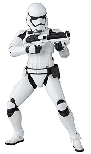 figura sh figuarts first order stormtrooper