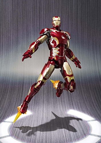figura sh figuarts iron man mark 43