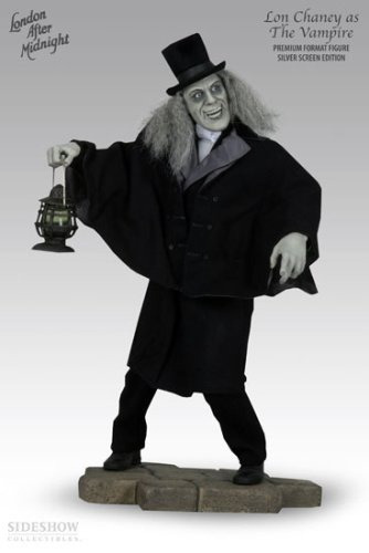 figura sideshow classic london after midnight silver screen