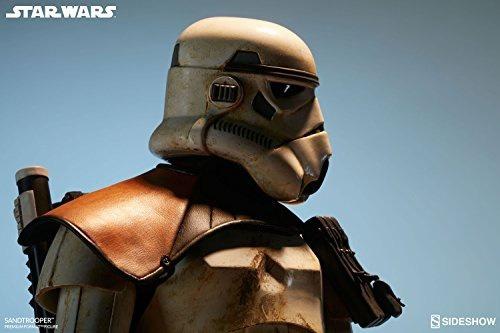 figura sideshow star wars sandtrooper premium format statue