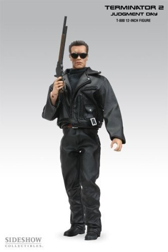 figura sideshow t 800 terminator 2: judgment day 12 by