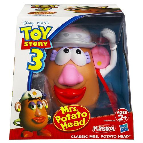 figura sra. cara de papa toy story 15cm
