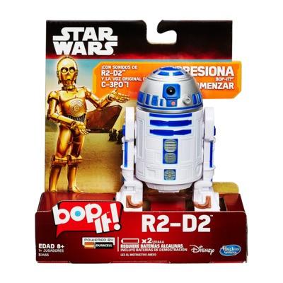 figura star wars de r2-d2 arturito con sonido clasico bop it