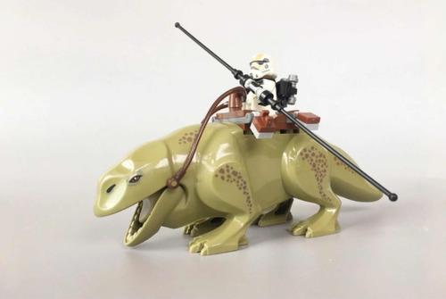 figura star wars lego compatible
