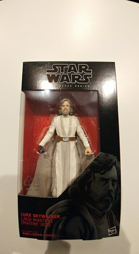 figura star wars luke darth vader  princesa leia jawa (usa)